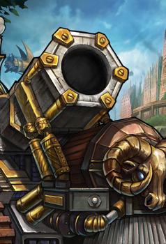 Steam Turret
