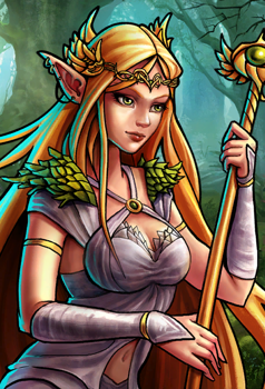 Lady Anariel