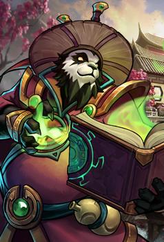 Pandaska Mage