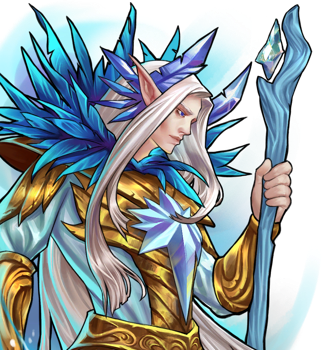The Frostfire King