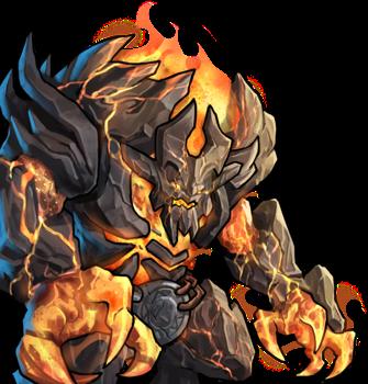 Lava Troll