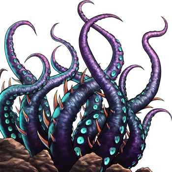 Wall of Tentacles