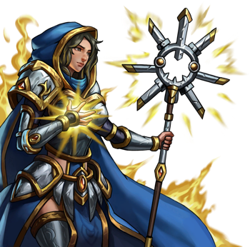 War Cleric