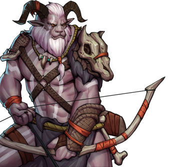 Satyr Hunter