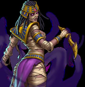 Pharaoh Nefertani