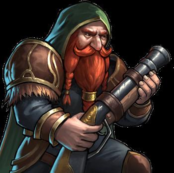 Dwarven Hunter