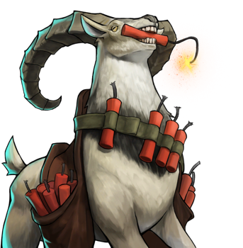 Dynamite Goat