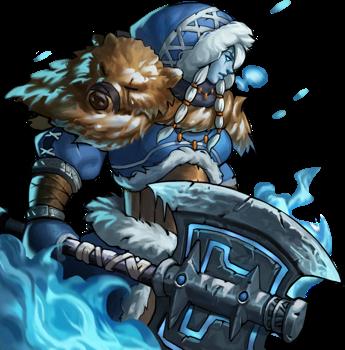 Hyndla Frostcrown