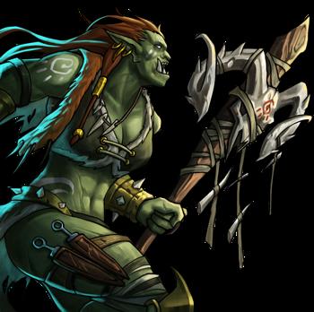 Fist of Zorn