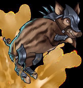 Armored Boarlet