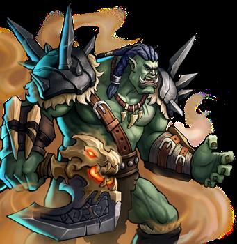 Rok'Gar the Guardian