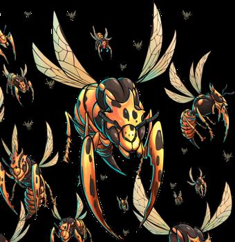 Midge Swarm