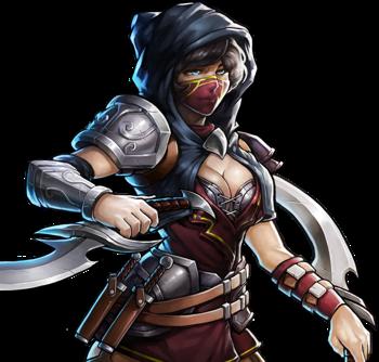 Sister of Shadows