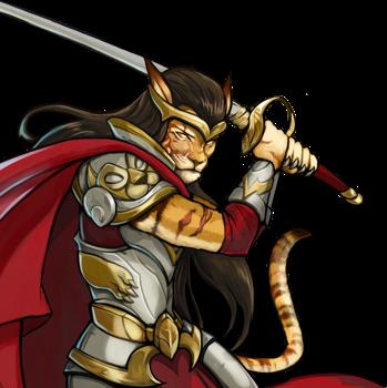 Tigraki Warrior