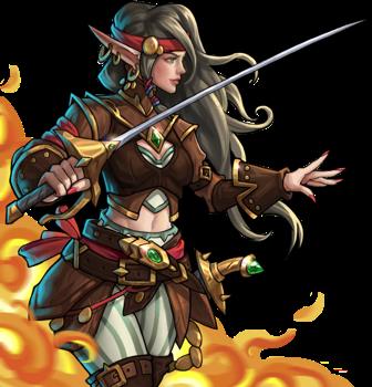 Kendrala Bloodjewel