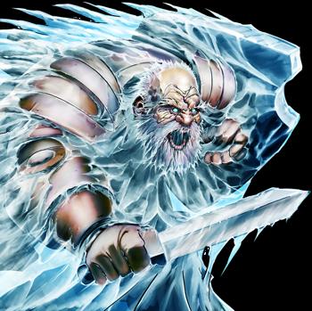 Frozen Shieldbreaker